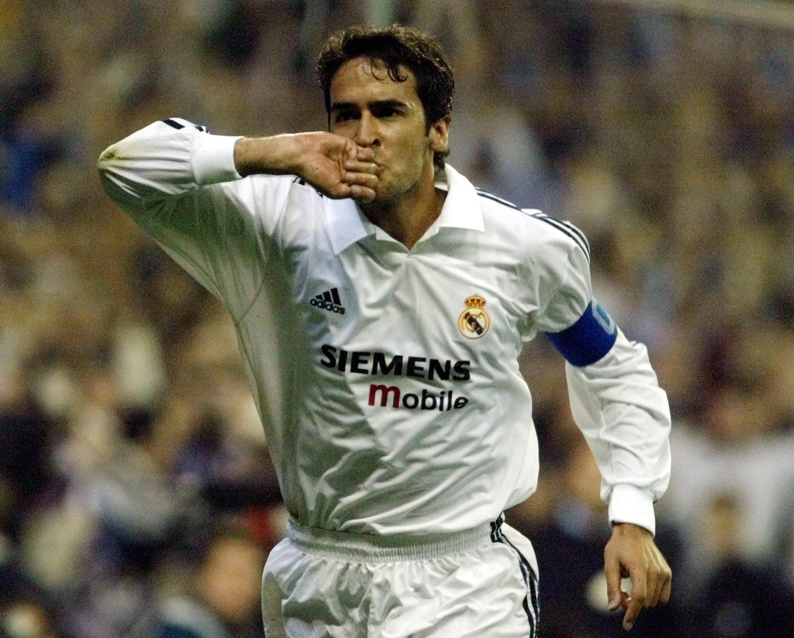 Orgullo Madridista : Leyendas del Madridismo: Raúl González Blanco