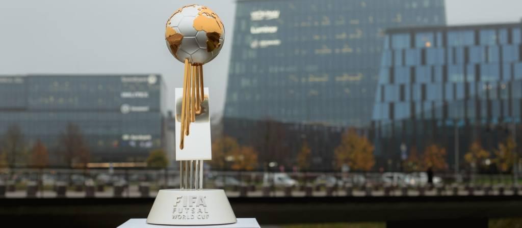 Mundial de Fútbol Sala en Lituania 2021